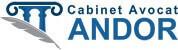 Cabinet Avocat Andor Logo